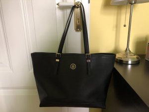 Tommy Hilfiger Shopper black
