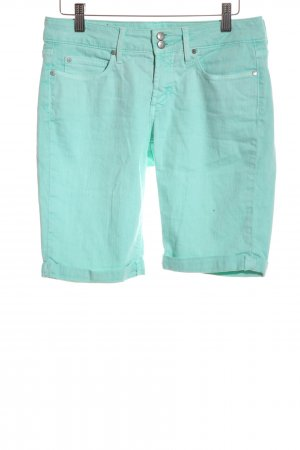 Tommy Hilfiger Shorts türkis Casual-Look