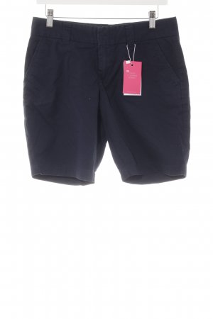 Tommy Hilfiger Shorts azul oscuro look casual
