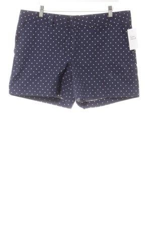 Tommy Hilfiger Shorts dunkelblau-weiß Casual-Look