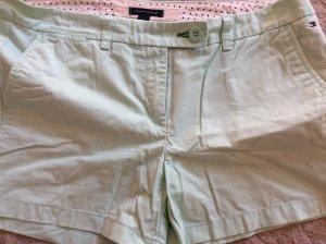 Tommy Hilfiger High-Waist-Shorts azure
