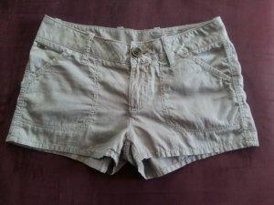 Tommy Hilfiger Short gris clair coton