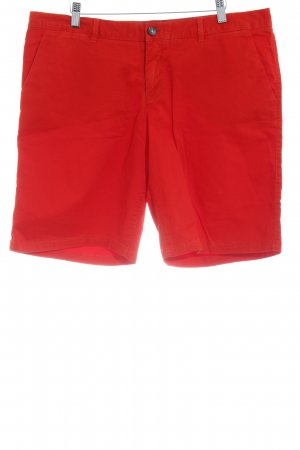 Tommy Hilfiger Shorts rot Segel-Look