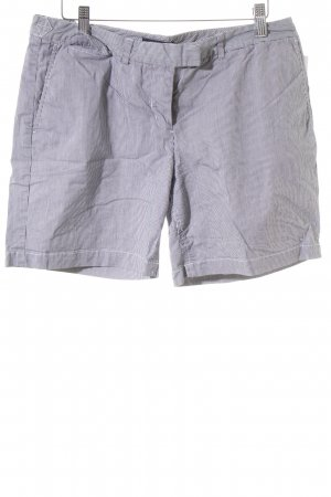 Tommy Hilfiger Shorts blanco-azul oscuro estampado a rayas Estilo playero