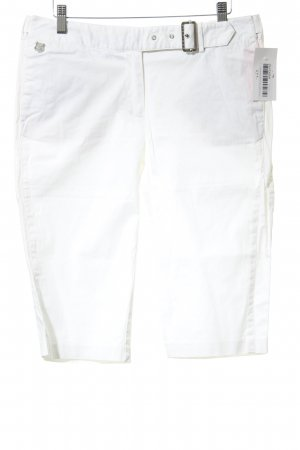 Tommy Hilfiger Shorts wollweiß Casual-Look