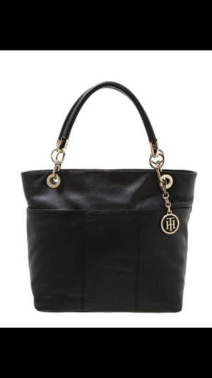 Tommy Hilfiger SIGNATURE - Handtasche - schwarz
