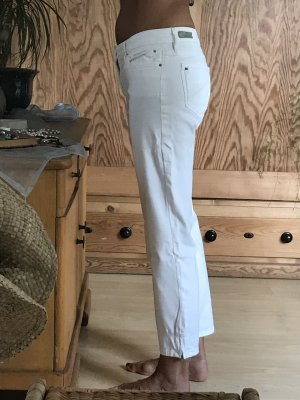 Tommy Hilfiger Denim 7/8 Length Trousers white