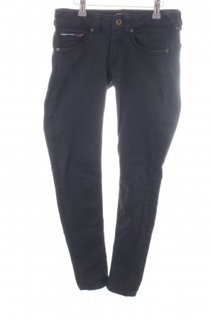 Tommy Hilfiger Skinny jeans zwart casual uitstraling
