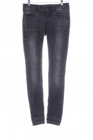 Tommy Hilfiger Skinny Jeans anthrazit Casual-Look