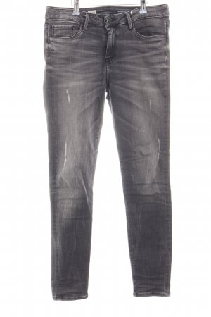 Tommy Hilfiger Skinny Jeans hellgrau Casual-Look