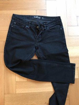 Tommy Hilfiger Tube jeans zwart