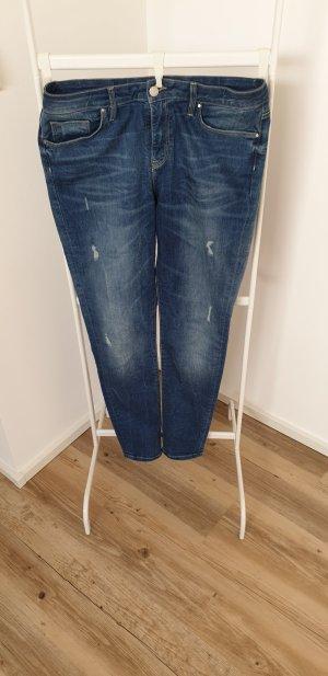 Tommy Hilfiger Skinny jeans blauw