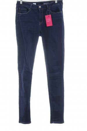 Tommy Hilfiger Skinny Jeans dunkelblau Casual-Look