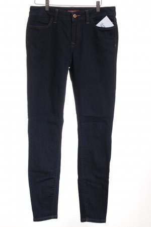 Tommy Hilfiger Skinny Jeans dark blue casual look