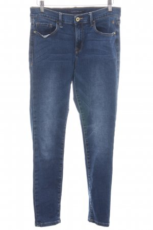 "Tommy Hilfiger Skinny Jeans ""Greenwich Skinny"" neonblau"