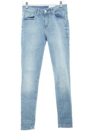 Tommy Hilfiger Skinny Jeans graublau-blassblau Casual-Look