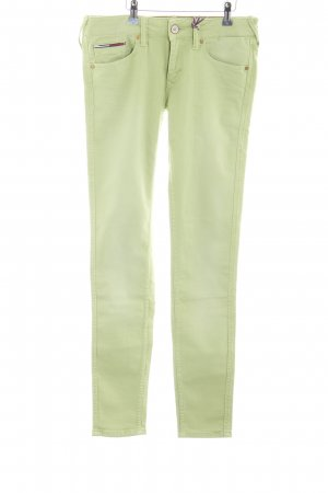 Tommy Hilfiger Skinny Jeans grün Casual-Look