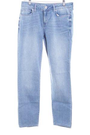 Tommy Hilfiger Skinny Jeans hellblau Bleached-Optik