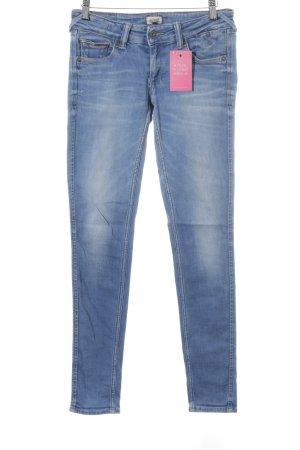 Tommy Hilfiger Skinny Jeans hellblau Casual-Look