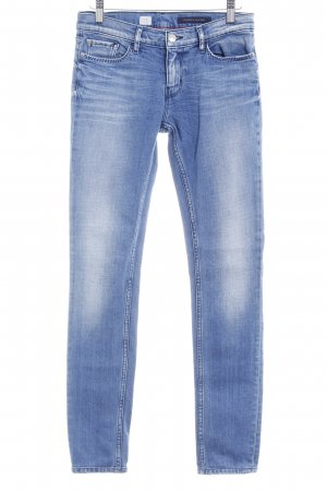 Tommy Hilfiger Jeans skinny blu fiordaliso stile casual