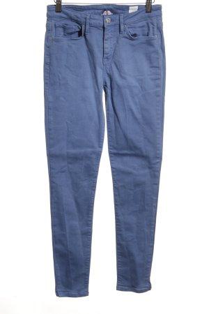 Tommy Hilfiger Skinny Jeans kornblumenblau Casual-Look