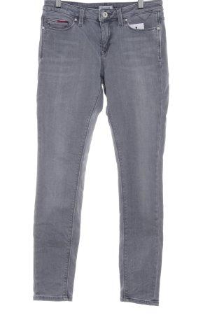 "Tommy Hilfiger Skinny Jeans ""NORA GREST"" grau"