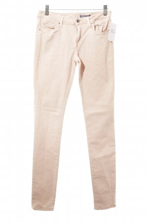Tommy Hilfiger Jeans skinny rosa pallido stile casual