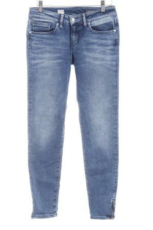 Tommy Hilfiger Skinny Jeans stahlblau Casual-Look