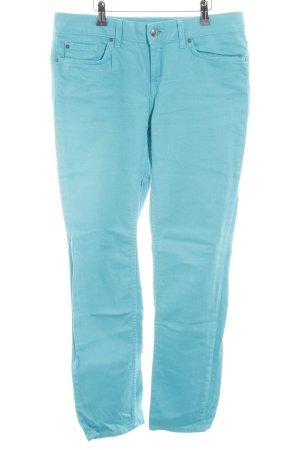 Tommy Hilfiger Skinny Jeans türkis Casual-Look