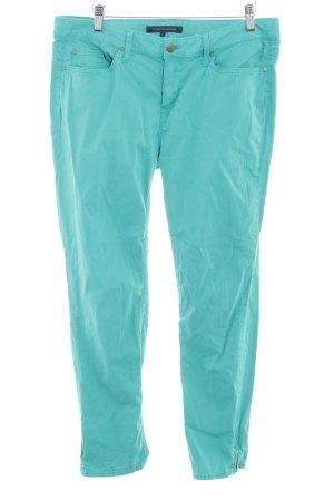 Tommy Hilfiger Skinny Jeans türkis schlichter Stil