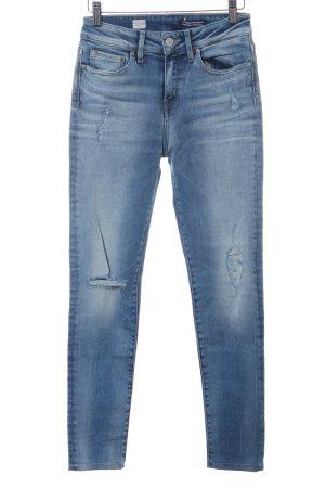 "Tommy Hilfiger Skinny Jeans ""Venice HW"" himmelblau"
