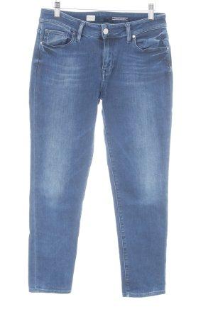 "Tommy Hilfiger Skinny jeans ""Venice RW"" donkerblauw"
