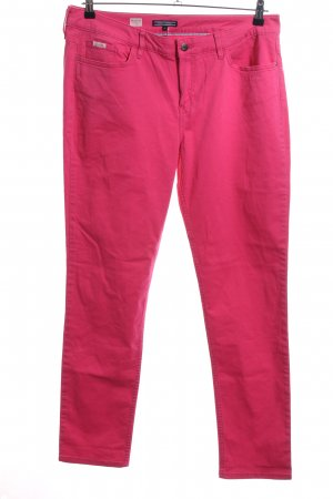 Tommy Hilfiger Slim Jeans pink Casual-Look