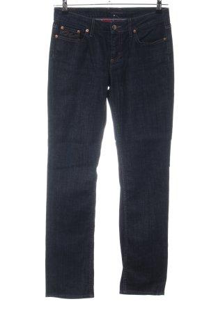 Tommy Hilfiger Slim Jeans schwarz Casual-Look