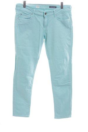 Tommy Hilfiger Slim Jeans türkis Casual-Look