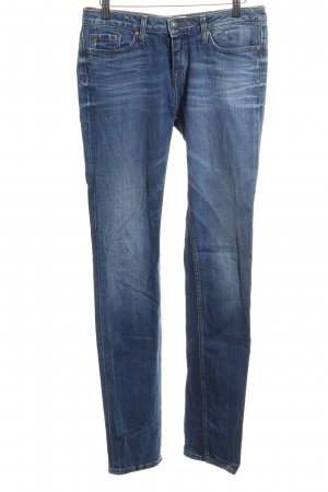 Tommy Hilfiger Slim Jeans neonblau Casual-Look