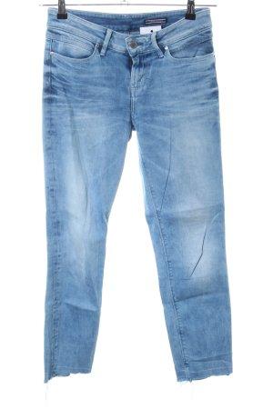 Tommy Hilfiger Jeans slim bleu style décontracté
