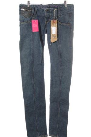 Tommy Hilfiger Slim Jeans blau College-Look