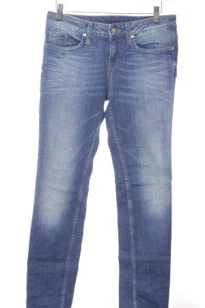 Tommy Hilfiger Slim Jeans blau-hellblau Casual-Look