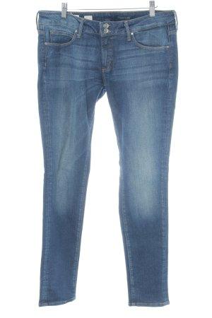 Tommy Hilfiger Slim Jeans blue washed look