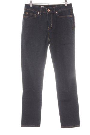 Tommy Hilfiger Slim Jeans dunkelblau Casual-Look