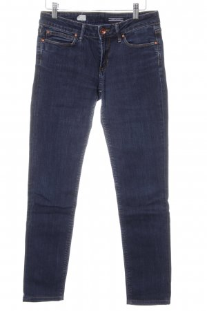 Tommy Hilfiger Slim Jeans dunkelblau Casual-Look