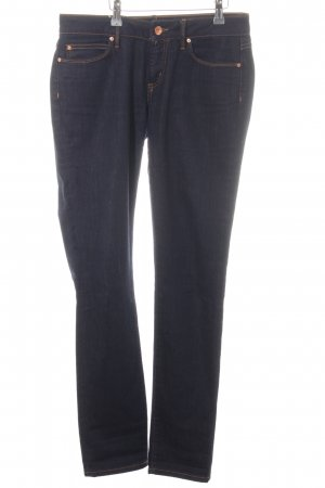 Tommy Hilfiger Slim Jeans dunkelblau Jeans-Optik