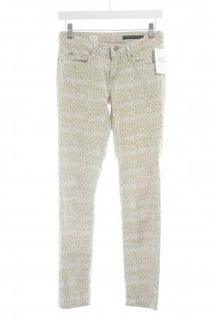 Tommy Hilfiger Slim Jeans Farbtupfermuster Casual-Look