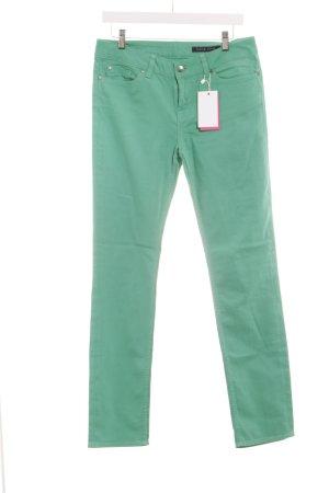 Tommy Hilfiger Slim Jeans grün Casual-Look