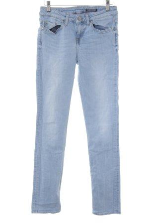 Tommy Hilfiger Slim Jeans hellblau Casual-Look