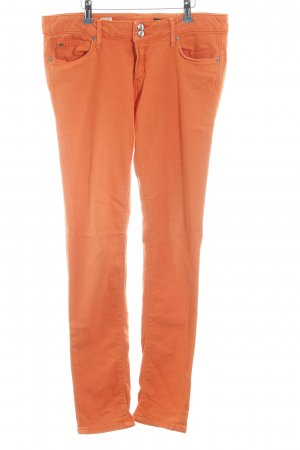 Tommy Hilfiger Slim Jeans orange Casual-Look