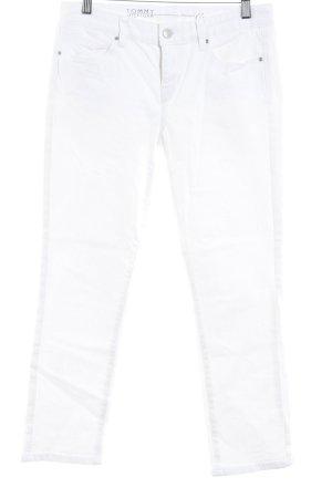 Tommy Hilfiger Slim Jeans weiß Casual-Look