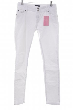 Tommy Hilfiger Slim Jeans weiß Casual-Look