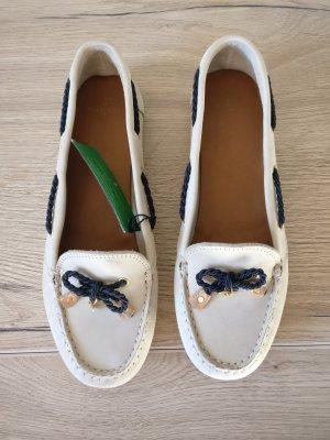 Tommy Hilfiger Zapatos formales sin cordones beige claro